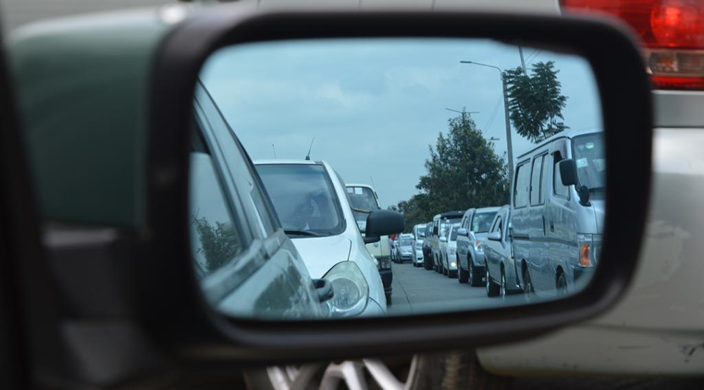 Festive Traffic