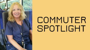 Commuter Spotlight Cindy from Northside Hospital