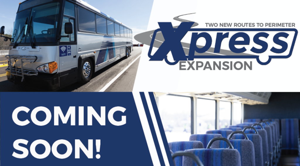New Xpress Routes