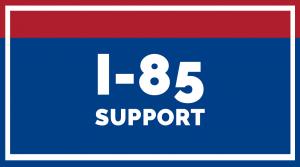 i85 support, i-85